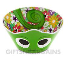 Disney Rapunzel Bowl Pascal Green BPA free Cereal Melamine Princess Tangled