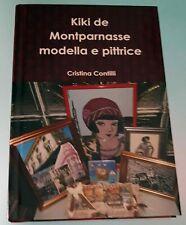 Kiki de Montparnasse modella e pittrice Libro Copertina Rigida Cristina Contilli
