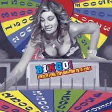 BINGO-FRENCH PUNK EXPLOITATION 1978-1981   CD NEU