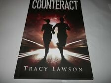 Counteract: Book One of the Resistance P/B SIGNED New FREE SHIPPING