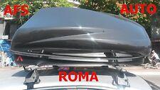 BOX AUTO PORTAPACCHI G3 HELIOS 400+BARRE ALLUMINIO ALFA ROMEO GIULIETTA 2012