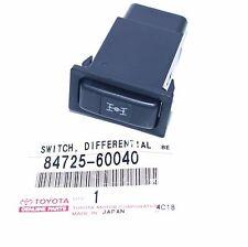 Toyota Land Cruiser 80 Lexus LX450 Central Differential Lock Switch CDL 95 96 97