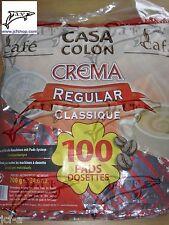 """Sachet 800 dosettes café senseo: classique """"CASA COLON"""" Livraision 8.50€ #55"""