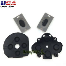4pcs Rubber Direction Button Switch Conductive Pad Set Repair for Sony PSP 1000