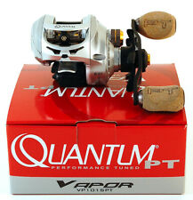 Quantum Vapor Vp101Spt 6.3:1 Gear Ratio Left Hand Baitcast Reel