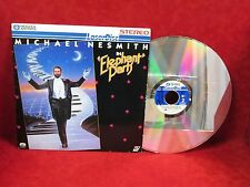 MICHAEL NESMITH Signed Autograph Rare Laser Disc Elephant Parts The Monkees JSA