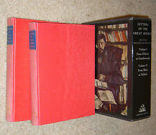 Letters of the Great Artists,2 Volumes,Friedenthal,VG/VG,HB,1963   I