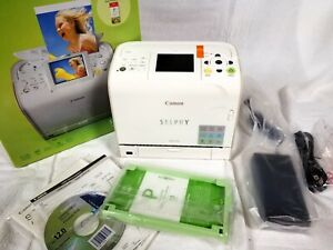 CANON SELPHY ES2 Compact Personal Photo Printer Digital USB 4x6 BRAND NEW IN BOX