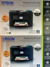 Epson WorkForce Pro WF-3720 Wireless All-in-One Color Inkjet Printer Copier