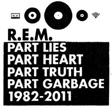 R.E.M. - Part Lies, Part Heart, Part Truth, Part Garbage: 1982-2011 [New CD]