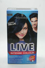Women Blue Semi-Permanent Hair Colourants