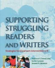 Supporting Struggling Readers and Writers: Strategies .. | L/New PB, 2002