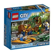 LEGO® City: Jungle Starter Set Building Play Set 60157 NEW NIB