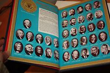 Presidents of the United States World Book Encyclopedia  Limited Edition