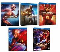 The Flash Serie Completa - Stagioni 1/5 - Cofanetti Singoli 20 Blu Ray - Nuovi