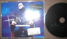 Rare Maxi CD  Rammstein – Engel mit Sticker MXCD