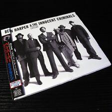 Ben Harper & Innocent Criminals - Lifeline JAPAN CD+Bonus Track W/OBI #105*