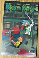 RICK and MORTY #1 Lenticular 3D Variant NM Sealed Only 2000 in Circulation