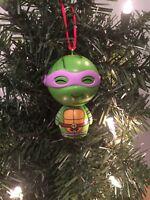 Teenage Mutant Ninja Turtles Christmas Ornament Donatello TMNT Donnie