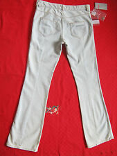 PRADA Jeans DONNA TG 40 SIZE W 26 NUOVO NEW Flare Fit ORIGINALE