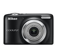 Wie neu ! Nikon COOLPIX L25 10,1 MP Digitalkamera - Schwarz
