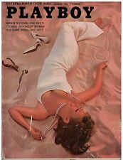 Aug 1964 issue of Playboy  Bunnies of Chicago