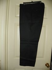 New Men's Iron Free Black Dockers Signature Casual Pants 36x30 W/Tags MSRP-$72