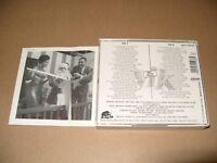 Mickey & Sylvia Love Is Strange (1990) FatBox 2 cd Ex+/Inlays are very good+ (F5