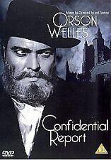 Confidential Report  ( a.k.a. Mr Arkadin ) Orson Welles (DVD)