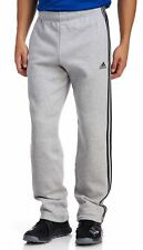 Brand New Adidas Pants ESS 3S R PNT FL CE9493 Gray Size XL $45.00