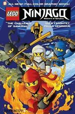 Ninjago Graphic Novels #1: The Challenge of Samukai (Ninjago (Quality-ExLibrary