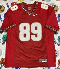 Authentic Nike Florida State Seminoles FSU Greg Carr NCAA Jersey SZ 48 On Field