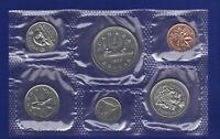 1977 Canada $1 One Dollar Coin Voyageur Royal Canadian Uncirculatd Mint Year Set