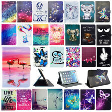 For Samsung Galaxy Tab 2/3/4/A 7.0 8.0 Tablet Universal Leather Stand Case Cover