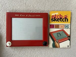 Etch-a-Sketch Magic