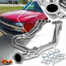 For 99-06 Tahoe/Yukon 4.8L/5.3L/6.0L V8 S.Steel Long Tube Tri-Y Exhaust Header