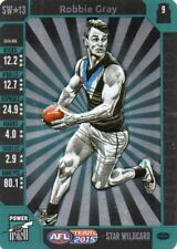 2015 Teamcoach Star Wild SW-13 Robbie Gray Port Adelaide