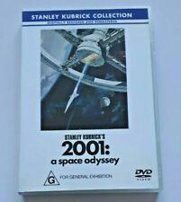 2001: A Space Odyssey - Keir Dullea -  PAL DVD Region 4