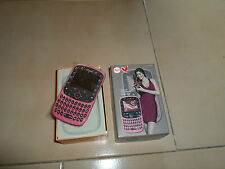 CELLULARE ANYCOOL URBAN S06 NUOVO SWEET YEARS ROSA DUAL SIM QWERTY
