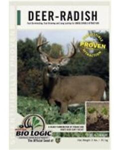 Mossy Oak BioLogic 0.25 Acre Deer Radish Plants, 2 Lb.