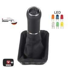 ICT Schaltknauf Schaltsack Leder Mercedes E Klasse W210 S210 beleuchtet LED A 44
