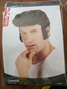 Adult Wig. Greaser / Elvis / Teddy Boy / Rocker
