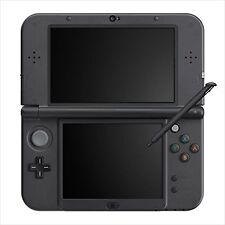 Nintendo 3ds LL Console Pokemon Solgaleo Lunala Black Japan At1205