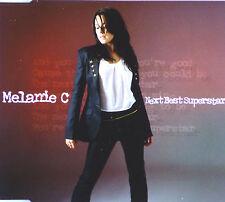 Maxi CD - Melanie C - Next Best Superstar - #A2370