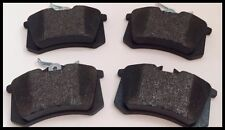 Volkswagen VW Golf MK5 2.0 TDi Diesel Rear Brake Disc Pads X4 Quality Pad Set