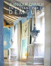 EN PASSANT PAR LA DEMEURE - NEW HARDCOVER BOOK