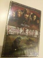 DVD piratas del caribe edicion limitada(el fin del mundo)2dvd (precintado nuevo)