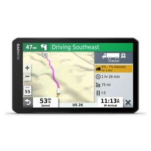 "Garmin dezl OTR700 7"" GPS Large Truck Specific Navigator 010-02313-00"