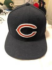 Youth Fitted New Era Chicago Bears Hat - Size 6 3/8