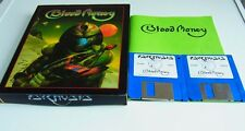 Atari st: Blood Money-psygnosis 1989